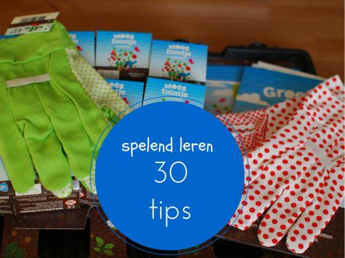 Wat een leuke actie van de Albert Heijn, de moestuintjes. Hier vind je 30 tips om spelend te leren met de moestuintjes van de AH.