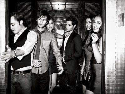 Gossip Girl - sexiest cast award (besides vamp diaries of course)
