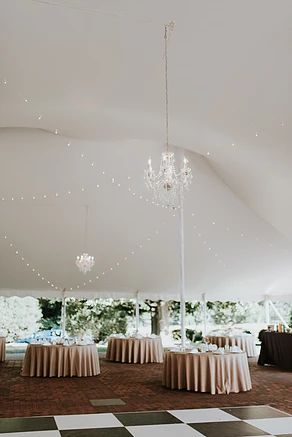 Wedding, Party & Event Tent Rentals | Eastern Shore Tents & Events | LIGHTING & POWER