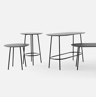 Nest Table Round by Form Us With Love for +Halle