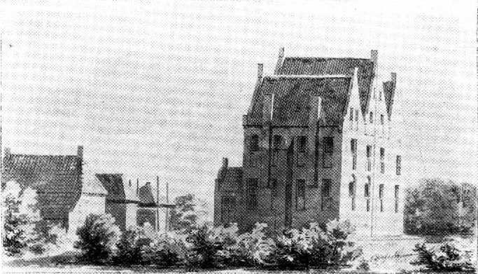 Kasteel De Krijtenberg te Wijhe / Overijssel Nederland