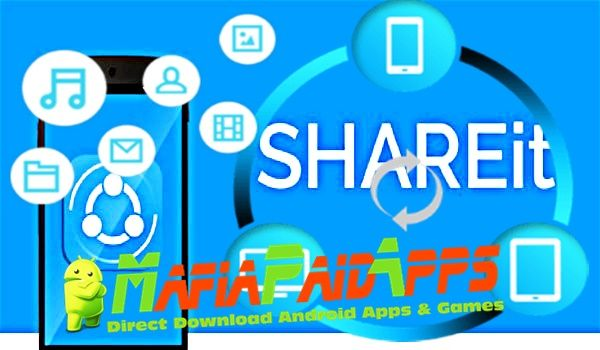 SHAREit: File Transfer Sharing v4.0.28_ww (Mod AdFree) Apk for Android    SHAREit: File Transfer Sharing Apk  SHAREit: File Transfer Sharing is a Tools Application for Android  Download last version of SHAREit: File Transfer Sharing Adfree Apk for android from MafiaPaidApps with direct link  Tested By MafiaPidApps  without adverts & license problem  without Lucky patcher & google play the mod   SHAREit fastest cross-platform transfer app with free online videos & music  SHAREit the best…