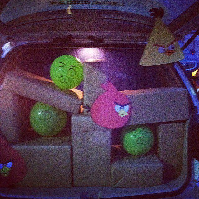 78 best halloween images on Pinterest Happy halloween, Halloween - halloween decorated cars