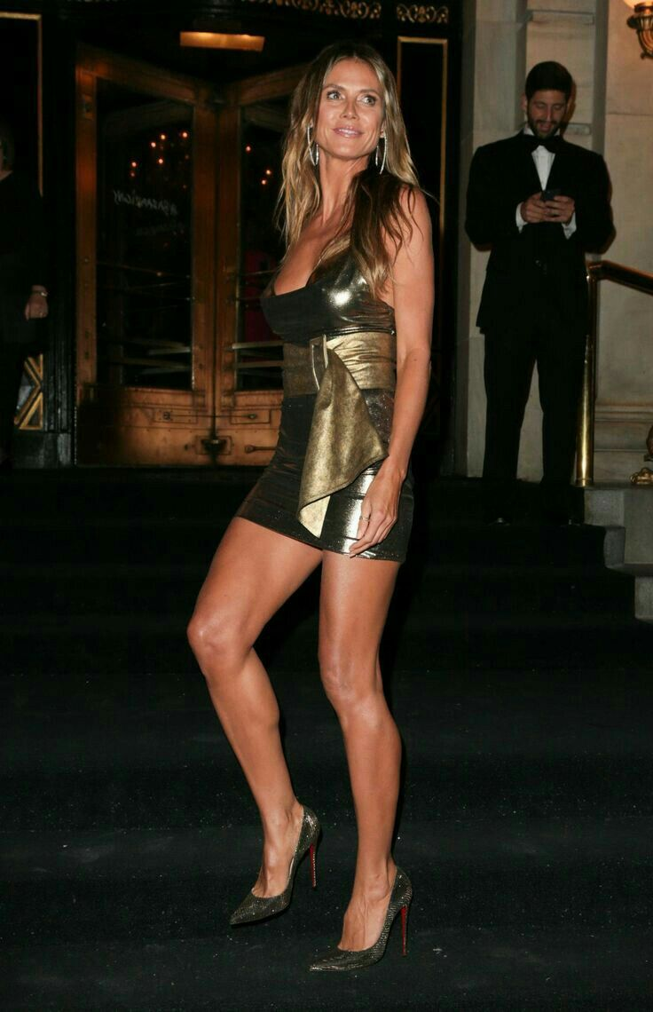Heidi Klum Sexy - 27 Photos Video new pics