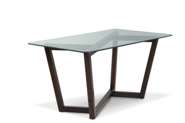 This Lavish Glass top wooden dining table from Ekbote Furniture is made with High-Quality Solid Wood and Glass. This comes with One Year Warranty and After Sales Service.