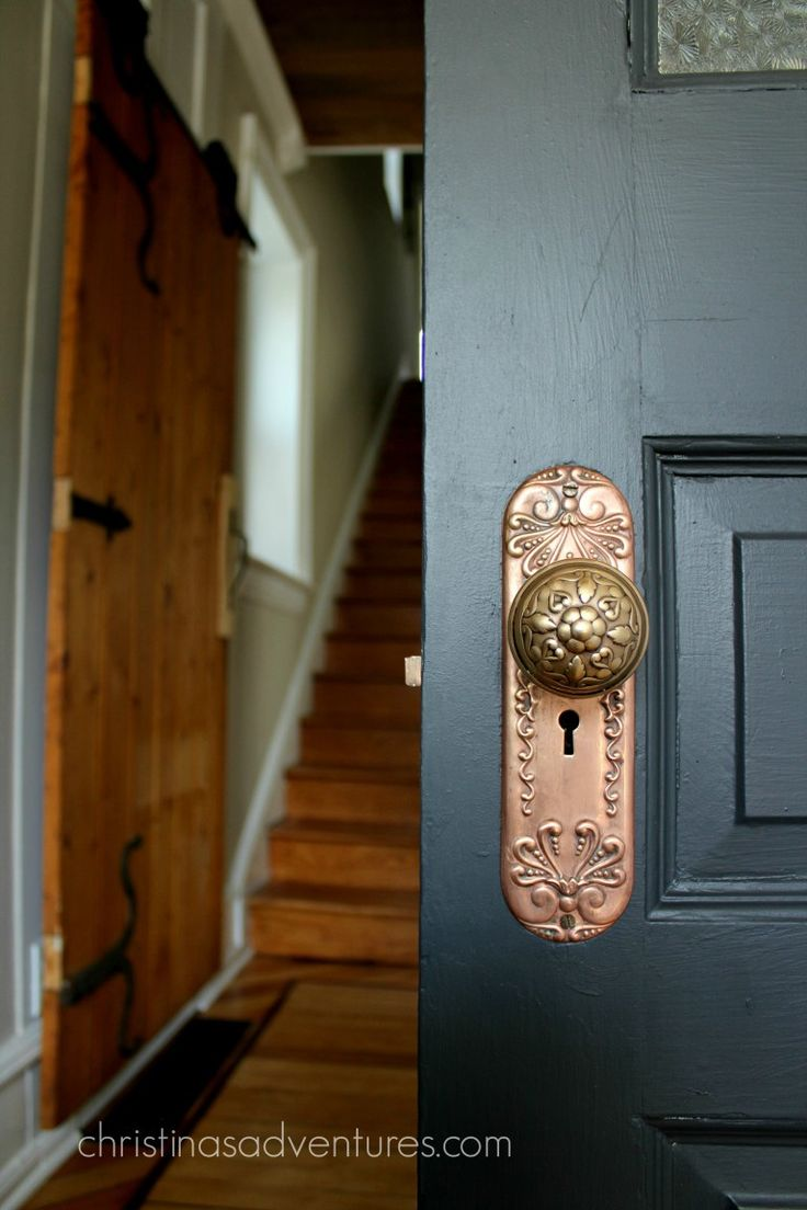 Best 25 Paint Door Knobs Ideas On Pinterest Spray Paint