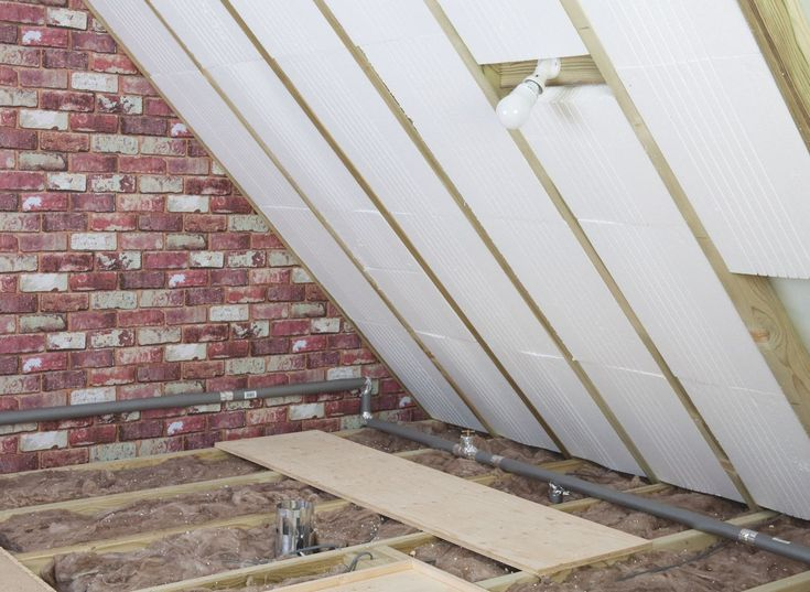 Creating warmth in your loft | Projects | DIY at B&Q. How to fit rafter panel insulation.