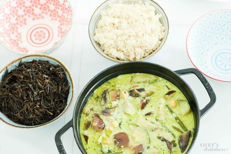 Тайское Зеленое Карри | Shef's Kitchen