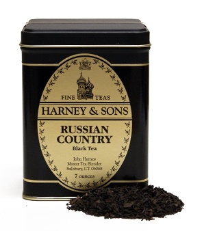 Russian Country Black Tea by Harney & Sons