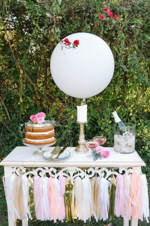 Best 25 Backyard Bridal Showers Ideas On Pinterest
