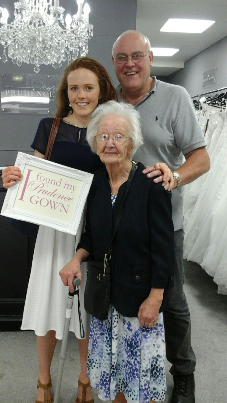 Our new #bride Ashleigh found her #weddingdress in our #Exeter store today. YAY! #DressingYourDreams #PrudenceGowns