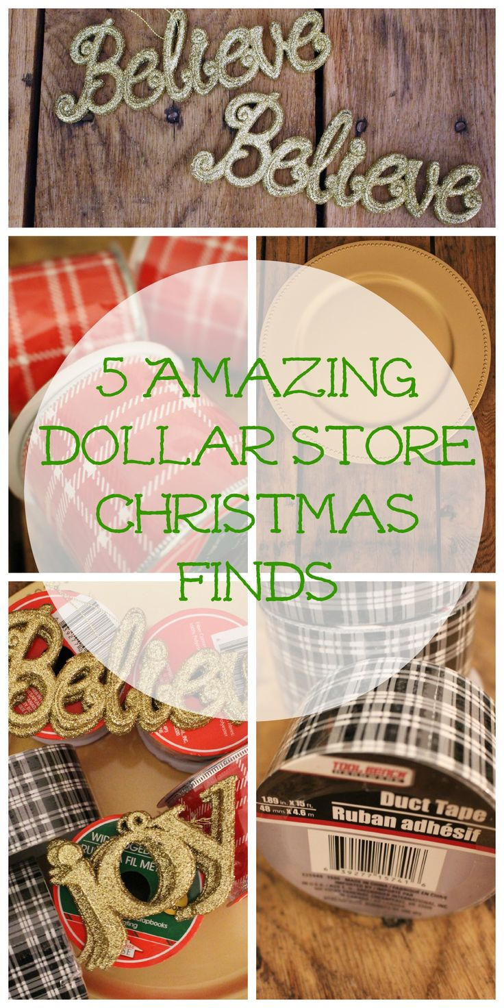 5 Amazing Dollar Store Christmas Finds - Run...don't walk to your nearest Dollar Store. They have the most amazing decor for Christmas!  2 Bees in a Pod