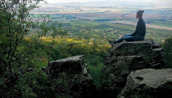 A hegy, ahonnan szebb a Balaton, mint az űrből