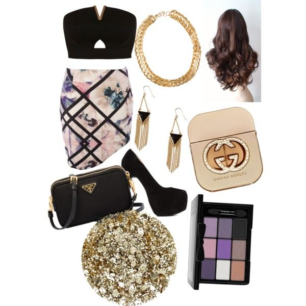 """""""Night Out"""" by ericanicole-1 on Polyvore"""