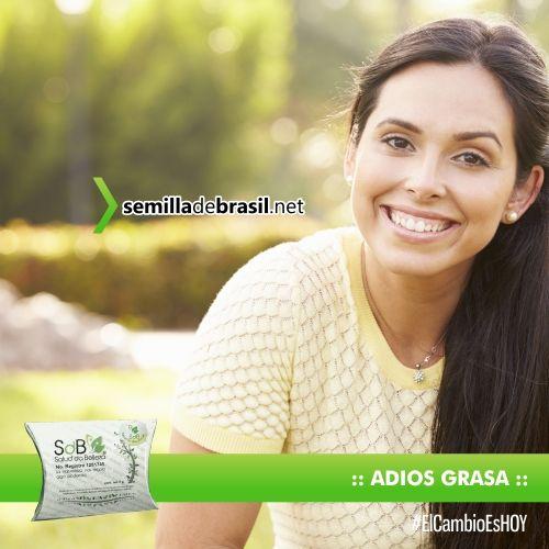 """Uno de los componentes de nuestra original """"Semilla de Brasil"""" es el """"hidrato de carbono"""", el cual facilita el metabolismo de las grasas y la regulación de las funciones gastrointestinales."""