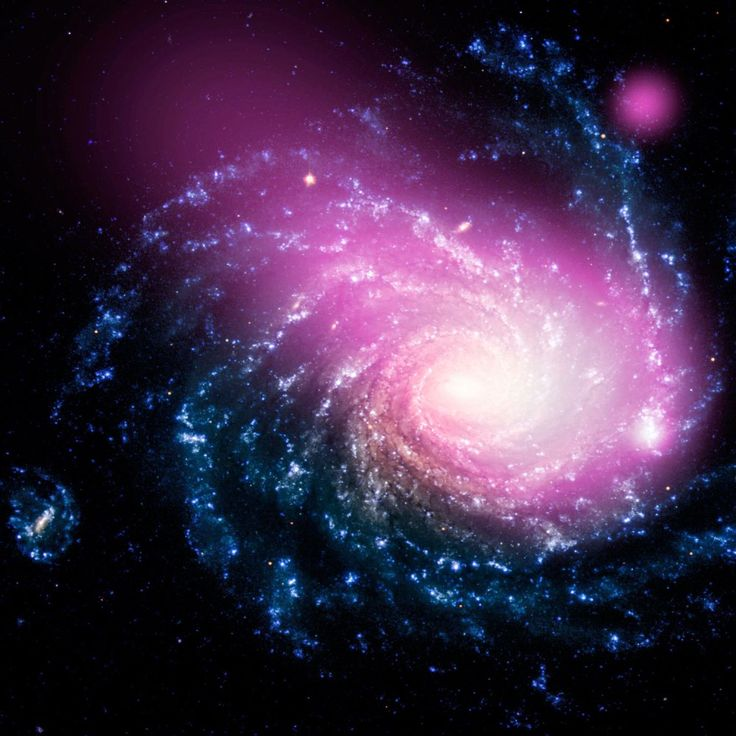 NASA's Chandra X-ray Observatory reveals a massive cloud of multimillion-degree gas in a galaxy about 60 million light years from earth in this photo released Aug. 14, 2013.  Read more: Window on Infinity: Pictures from Space | TIME.com http://science.time.com/2013/09/02/window-on-infinity-pictures-from-space-10/#ixzz2jSXCZHGb