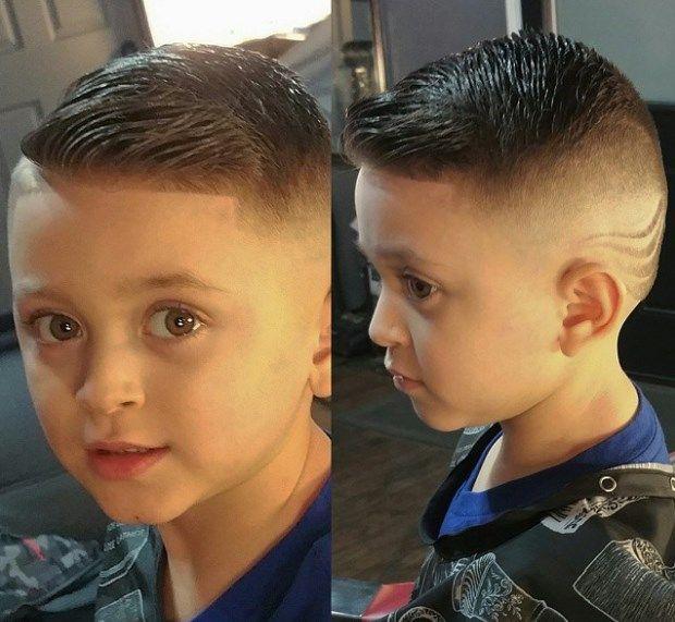 Kinderfrisuren Fur Jungs Frisur Jungs 2019 Coole Frisuren Fur