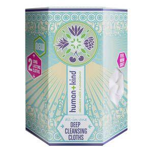 Deep CleansingCloths - Salviette per pulizia profonda di Human+Kind su Sephora.it