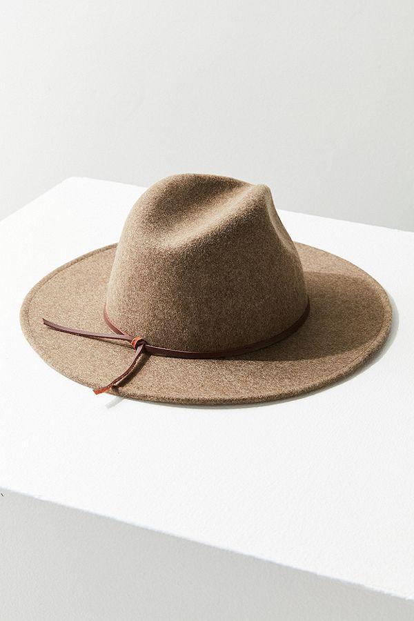 6211dac0d533d Accessories for Women. Slide View  2  Structured Brim Felt Panama Hat