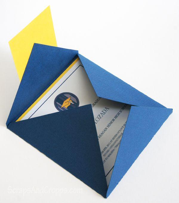 1902e24f2ee1e25731d2a1d96694e591 graduation graduation ideas 60 best graduation invitation ideas images on pinterest,Graduation Invitation Envelopes