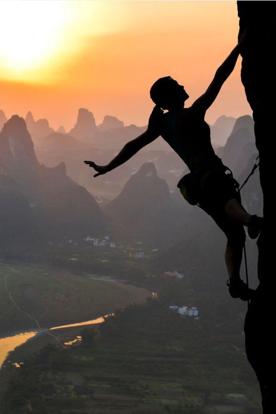 "luxuriousimpressions: "" Elegant Extreme Climber By Alex Brylov """