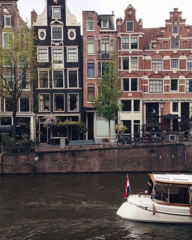 Amsterdam / photo by Margot van der Krogt