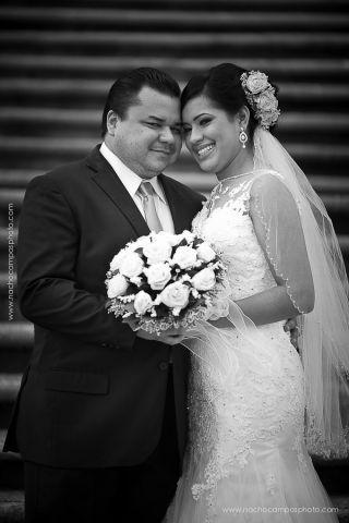 Cinthy+Humberto Wedding » Nacho Campos Fotoreportaje de Bodas