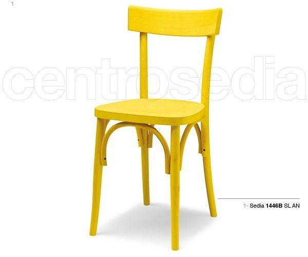 Spiga sedia Legno-Sedie Vintage e Industriali
