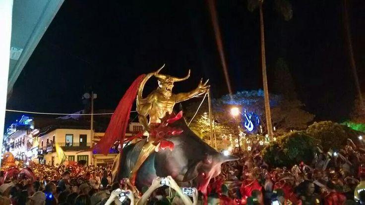 #Carnavalderiosucio #CarnavaldelDiablo #MiTierra 2015