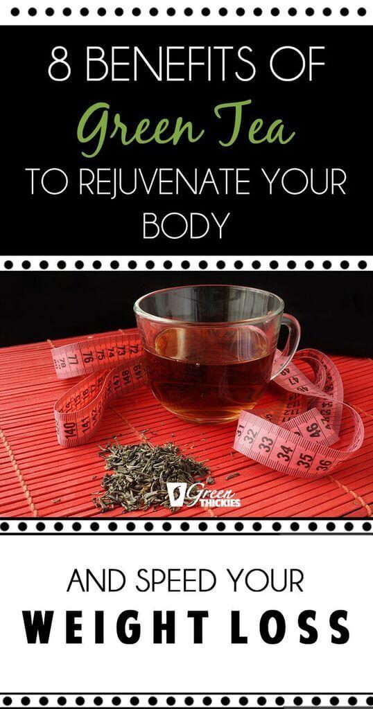 1000 Ideas About Benefits Of Green Tea On Pinterest