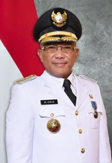 Wali Kota Depok Muhamad Idris (Ist)