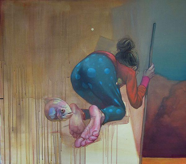 2012 Canvases by Przemek Blejzyk