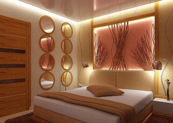 декоративная подсветка спальни