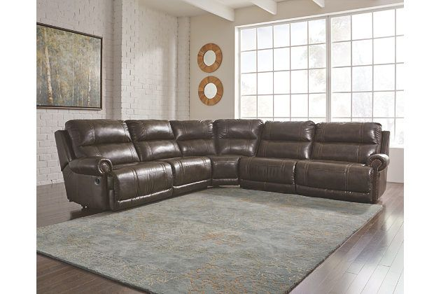 Groovy Dak 5 Piece Sectional Non Power Family Room In 2019 Bralicious Painted Fabric Chair Ideas Braliciousco