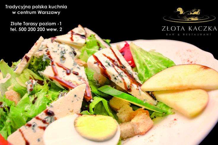 #zlotakaczka #restaurant #zlotetarasy #meat #food #delicious #happyhour #taste #2014 #zlote_tarasy
