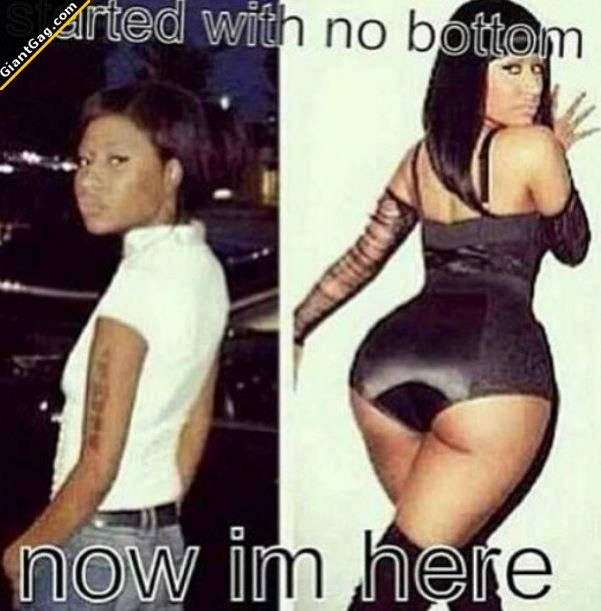 Nicky Minaj Transformation | Click the link to view full image and description : )