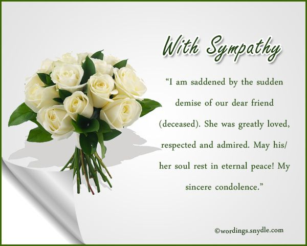 Best Condolence Images On   Sympathy Cards
