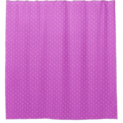 Light Pink Flat Patterned Popular Shower Curtains - shower gifts diy customize creative