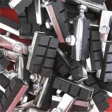2014 New road bike durable brake block bicycle brake pads  friction wheelfree shipping(China (Mainland))
