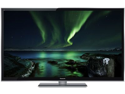 Panasonic TC-P55VT50 - NEW! SMART VIERA 55 Class VT50 Series Full HD 3D Plasma HDTV (55.1 Diag.) - Overview