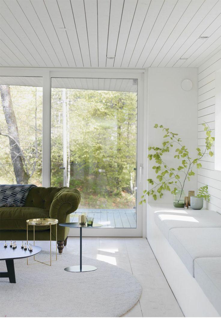 Villa | Minimalistisk hjem med arkitektonisk stil | Bobedre.dk