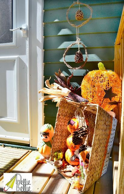 310 best fall halloween outdoor decorating images on pinterest happy halloween halloween crafts and halloween ideas - Fall Halloween Decorations