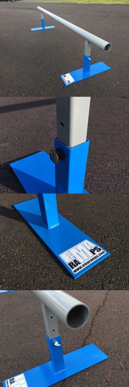 Ramps and Rails 91565: Skateboard Grind Rail, Skate Ramp, Skate Rail, Skateboard, Used By Professionals BUY IT NOW ONLY: $145.0