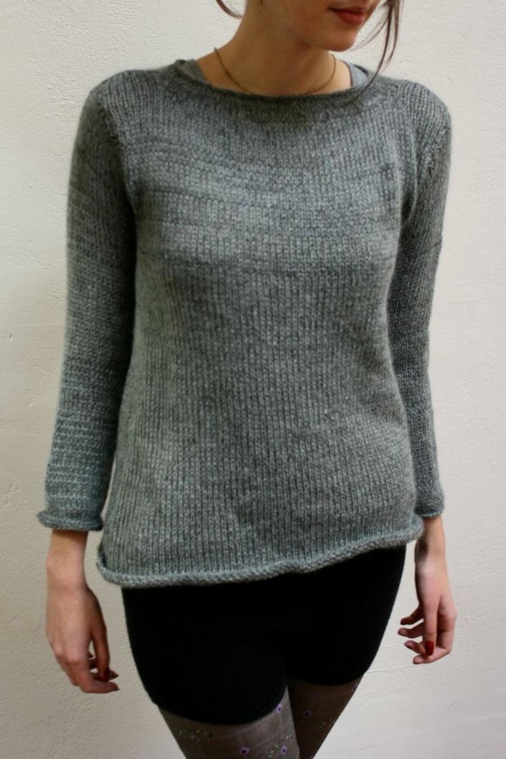 8 besten Pulli Bilder auf Pinterest | Pulli, Pullover stricken und ...