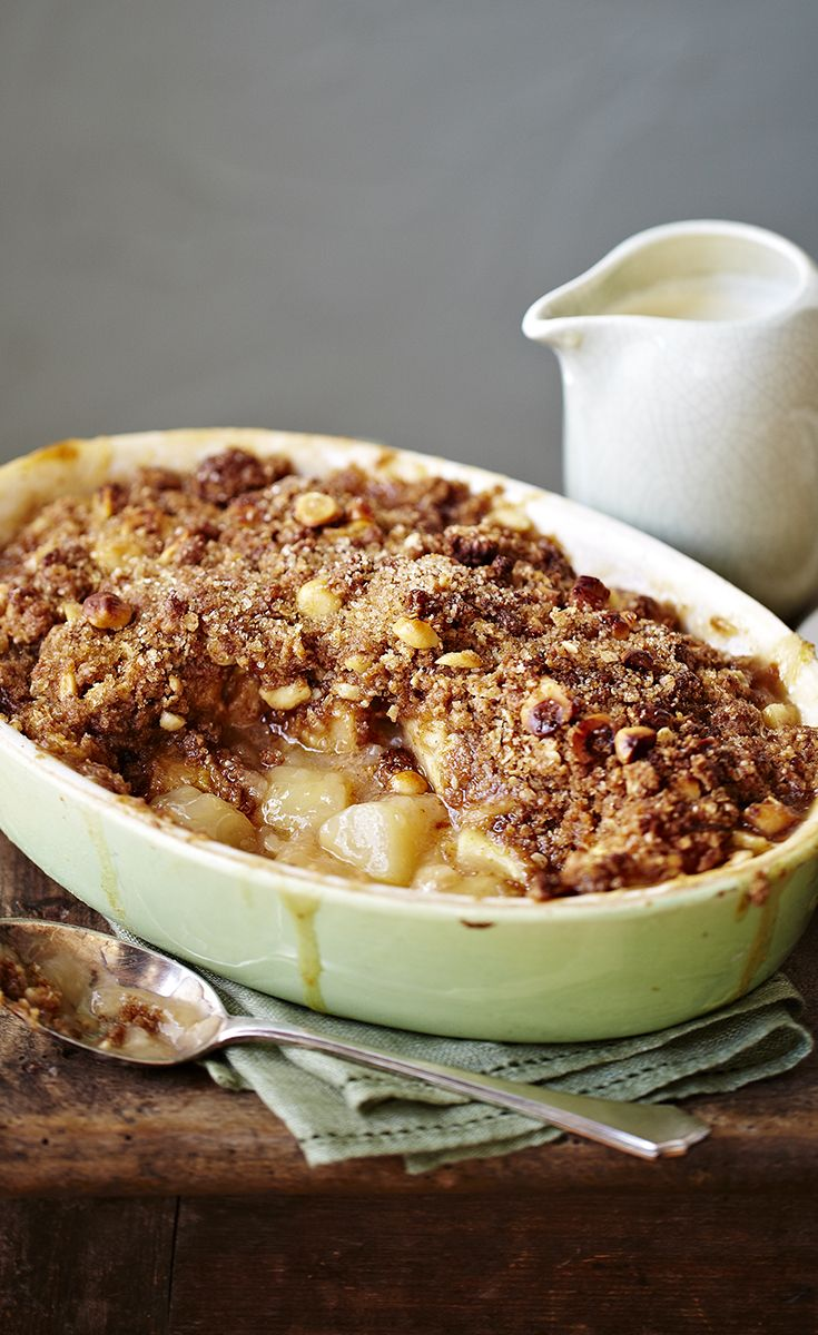 Best 25 apple crumble recipe ideas on pinterest easy for Apple pear recipes easy