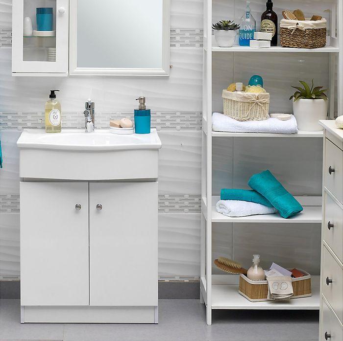 Ba o bathroom bathroom medicine cabinet y for Muebles de cocina homecenter