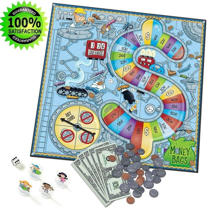 Cool Math Games For Kids Education Toys 8 Year Olds Adults Fun Puzzles Money #LearningResources