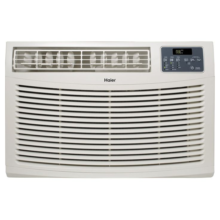 Haier 10-000 Btu Energy Star Air Conditioner - Off White - ESA410R