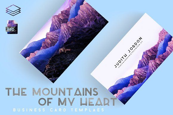 The Mountains of my Heart is modern, adventurous and inspirational design. It's perfect for a variety of fields like business coaching, creative writing, graphic design, personal branding, decor, fashion, lifestyle etc.