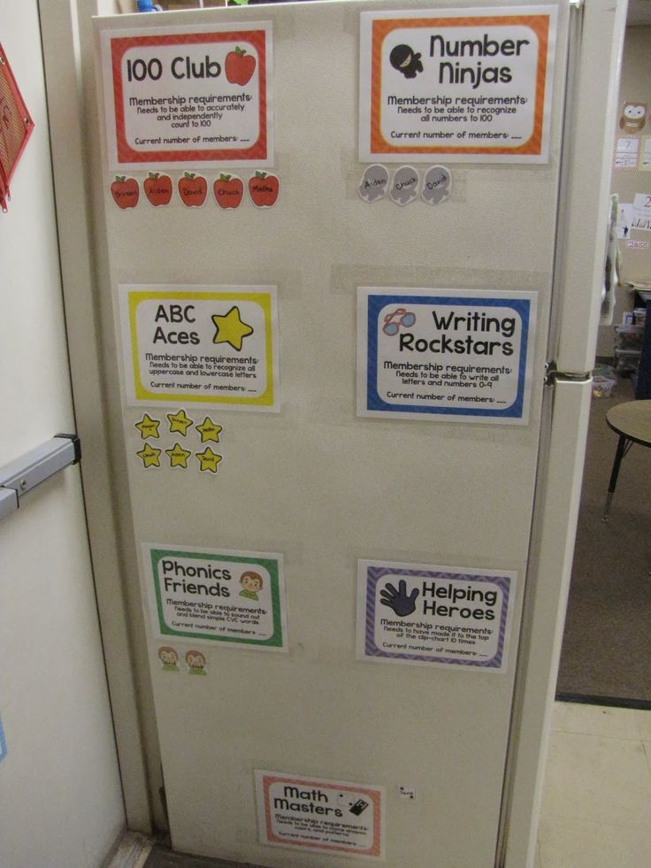 Freebie: 100 Club, Number Ninjas, ABC Aces, Writing Rockstars and more achievement charts!